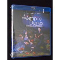 Diarios De Vampiros The Vampire Diaries Bluray Temporada 4