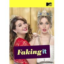 Faking It Temporada 1 Uno , Importada Serie Tv Discos Dvd