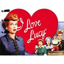 I Love Lucy Boxset Con La Serie Completa De Tv En Dvd