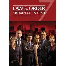 La Ley Y Orden Intento Criminal Temporada 7 Importada Dvd