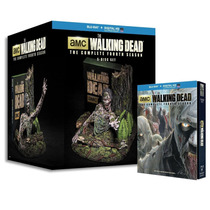 The Walking Dead Temporada 4 Cuatro Series Blu-ray + Dig Hd