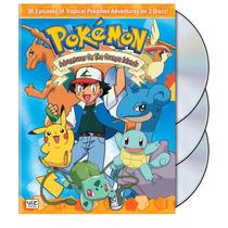 Pokémon Adventures On The Orange Islands Serie Importada Dvd