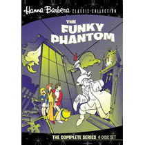 The Funky Phantom La Serie Completa Importada Dvd