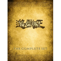 Yu-gi-oh! Classic La Serie Completa Importada En Dvd