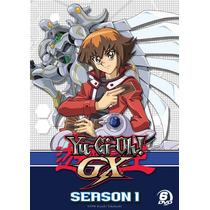 Yu-gi-oh Gx Temporada 1 La Serie Tv Importada En Dvd