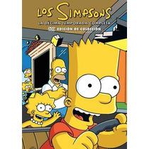 Los Simpson Temporada 10 En Dvd (nuevo)