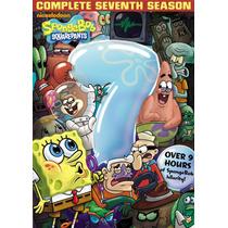 Bob Esponja Temporada 7 Siete , Serie Tv Importada Dvd