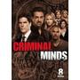 Criminal Minds Mentes Criminales Temporada 8 Importada Dvd