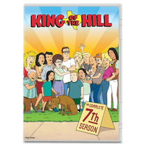 King Of The Hill Temporada 7 Siete , Serie Tv Importada Dvd