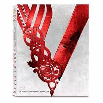Vikingos Vikings Tercera Temporada 3 Tres , Serie Tv Blu-ray