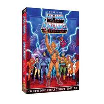 He-man Y Los Amos Del Universo Collector Edition Boxset Dvd