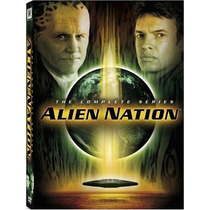 Alien Nation , Coleccion Completa , Serie Tv Discos Dvd