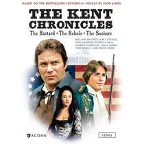 The Kent Chronicles La Mini Serie Tv Importada Dvd