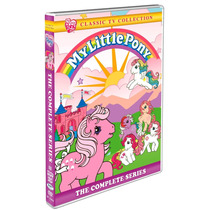 My Little Pony , Coleccion Completa , Serie Tv Discos Dvd