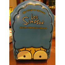 Cabeza March Simpson Temporada 7