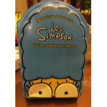 Cabeza March Simpsons Temporada 7 Sin Dvds