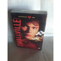 Smallville Temporada 2 Dvd Sellada.