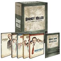 Barney Miller , Coleccion Completa , Serie Tv Discos Dvd
