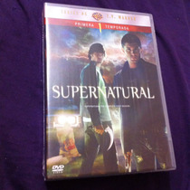 Supernatural 1a Temporada Nueva Y Sellada 6dvds 936min