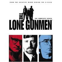 The Lone Gunmen , Coleccion Completa , Serie Tv Discos Dvd