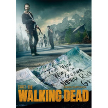 The Walking Dead Quinta Temporada 5 Cinco Serie Preventa Dvd