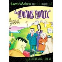Addams Family Temporada 1 Uno Serie Completa Importada Dvd
