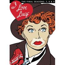 I Love Lucy Temporada 7 - 9 , Serie Tv Importada Dvd