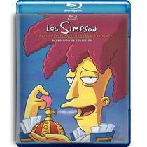 Los Simpsons Temporada 17 , La Serie Tv En Blu-ray