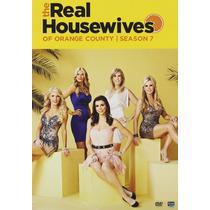 The Real Housewives Of Orange Temporada 7 Importada Dvd