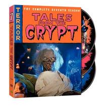 Cuentos Desde La Cripta Temporada 7 Siete Importada Dvd