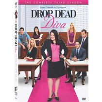 Drop Dead Diva Temporada 3 Tres Importada Dvd