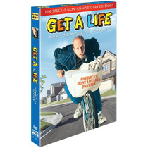 Get A Life , Coleccion Completa , Serie Tv Box Set Dvd