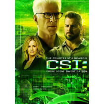 Csi Vegas , Temporada 14 Catorce , Serie Tv Discos En Dvd