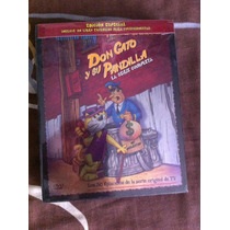 Coleccion Dvd Don Gato Y Su Pandilla