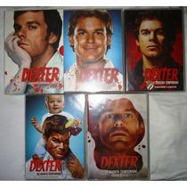 Dexter Temporada 1 A 5 Serie Tv En Dvd