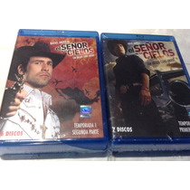 El Señor De Los Cielos Temporada 1 Parte 1 Y 2 Serie Blu-ray