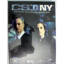 Csi : New York Temporada 1 , Uno Serie Tv En Dvd