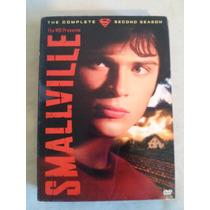 Smallville Serie Temporado 2 Original