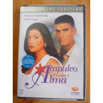 Acapulco Cuerpo Y Alma Dvd 2008 Edición U.s.a. Nuevo Sellado