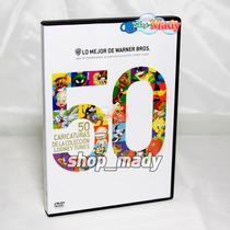 50 Caricaturas De La Coleccion Looney Tunes 2 Dvd Región 1,4