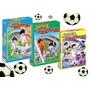 Super Campeones Serie Completa 18 Dvds Oferta Envio 40 Dhl