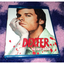 Dexter - Primera Temporada Bluray Importado Usa