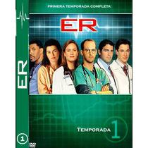Er, Sala De Urgencias Temporada 1, Uno. Serie De Tv En Dvd