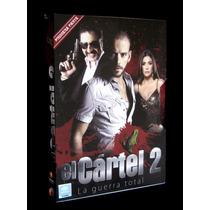 El Cartel 2 La Guerra Total Primera Parte Serie Tv En Dvd