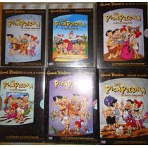 Los Picapiedra, Paquete Con Las 6 Temporadas Serie Tv En Dvd