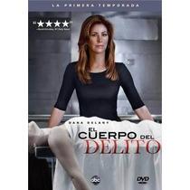 Body Of Proff, El Cuerpo Del Delito: Temporada 1, Uno En Dvd