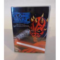 Star Wars, Guerra De Los Clones Temporada 4, Cuatro. En Dvd