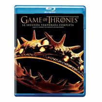 Game Of Thrones Temporada 2 Dos Segunda Serie Tv Blu Ray
