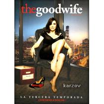 The Good Wife, La Buena Esposa, Temporada 3, Serie Tv, Dvd