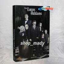 Los Locos Addams Volumen 3 - 3 Dvd´s Región 1 Y 4 Esp. Mex.